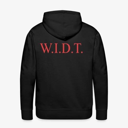 WIDT - Men's Premium Hoodie