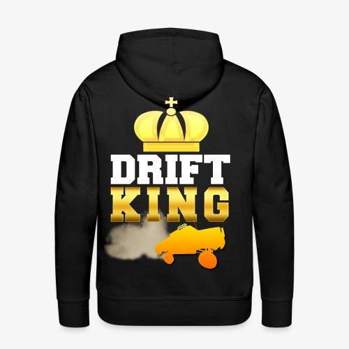 DRIFT KING - Men's Premium Hoodie