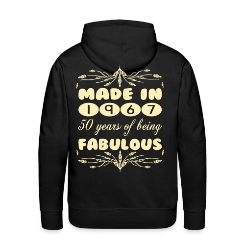Clothes For 50 Year Old Woman And Man - Men's Premium Hoodie