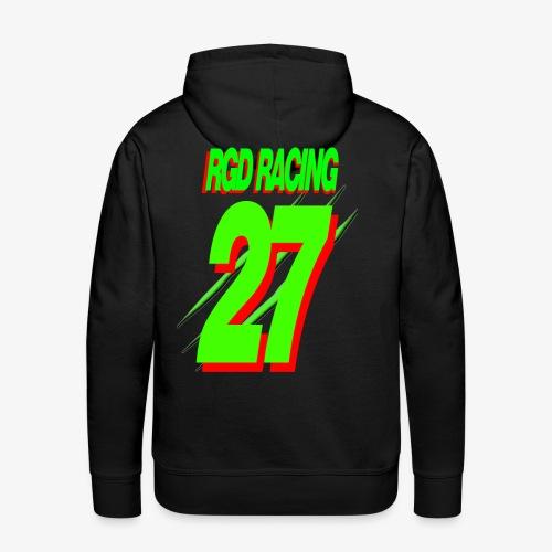 RGD Racing Jersey - Men's Premium Hoodie