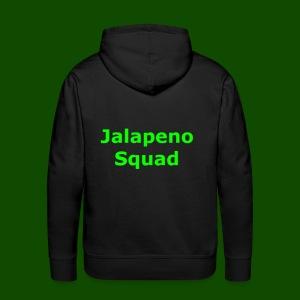 Jalapeno Squad Shirts And Hoodies - Men's Premium Hoodie