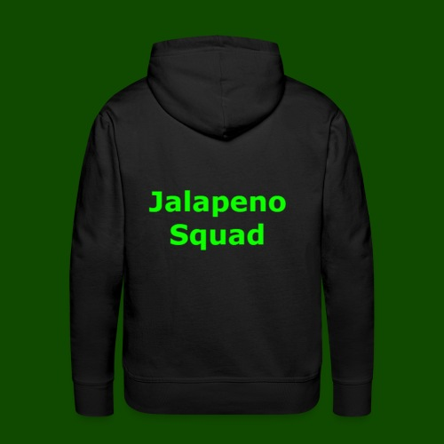 Jalapeno Squad Shirts And Hoodies - Men's Premium Hoodie