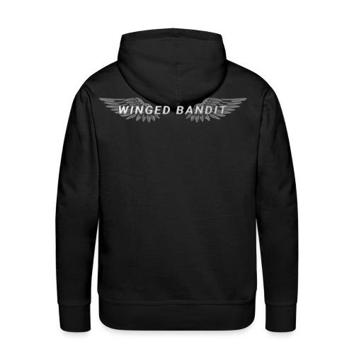 Winged Bandit Wings - Men's Premium Hoodie
