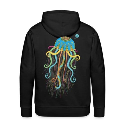 Vis - Jellyfish - Men's Premium Hoodie