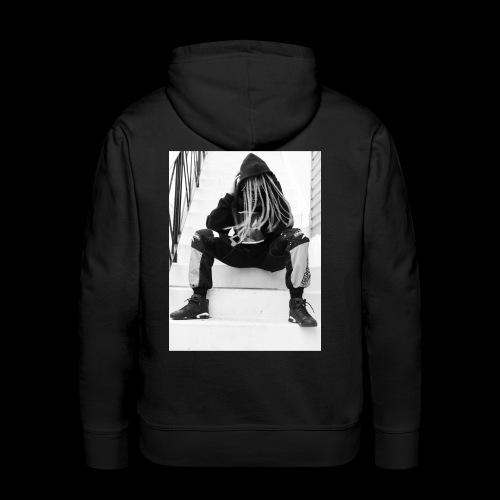 SLIM STINI - Men's Premium Hoodie