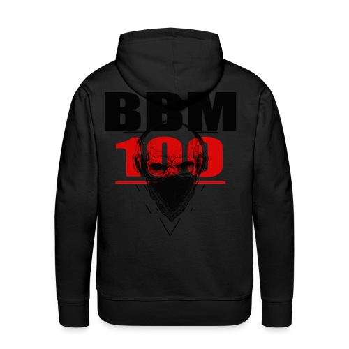 Business Beastmod 100% - Men's Premium Hoodie
