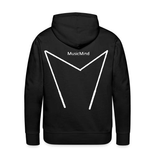 MusicMind standard - Men's Premium Hoodie