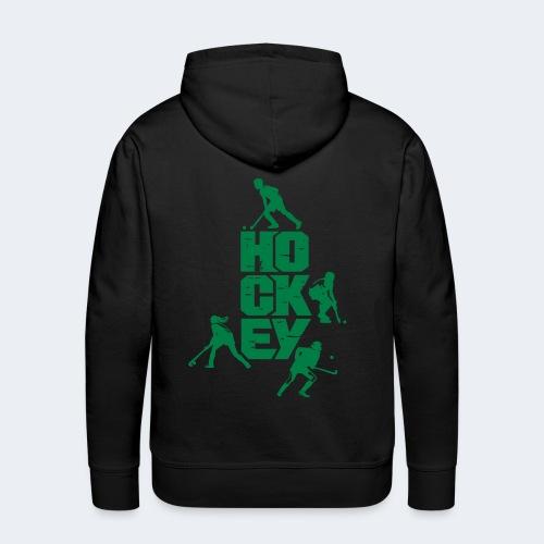 Hockey Kids - Men's Premium Hoodie