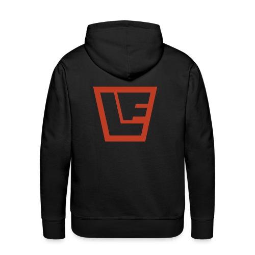 La Fortuna logo - Men's Premium Hoodie