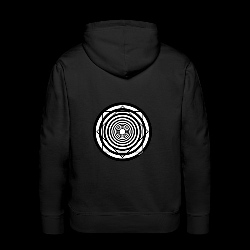 Tripping in a dimension - Men's Premium Hoodie