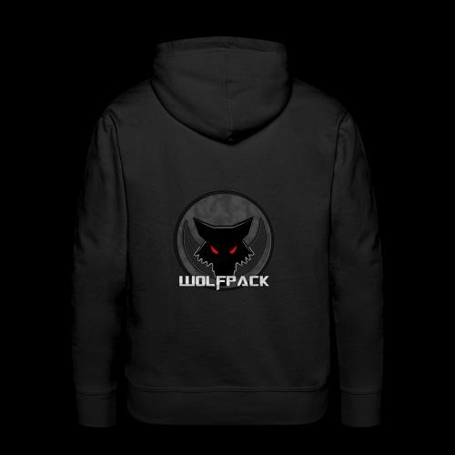 WolfPack Production - Men's Premium Hoodie
