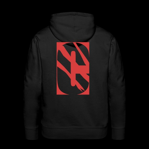 Red shirt logo - Men's Premium Hoodie