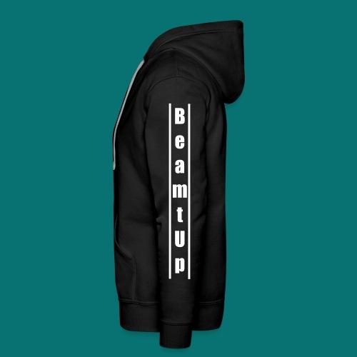 Vertical Sleeve Logo - Men's Premium Hoodie