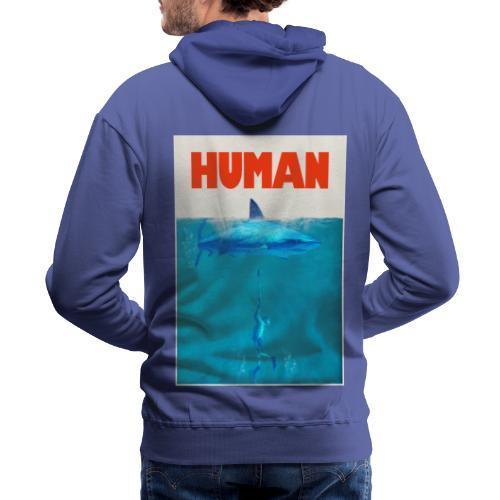 Endangered Shark - Men's Premium Hoodie