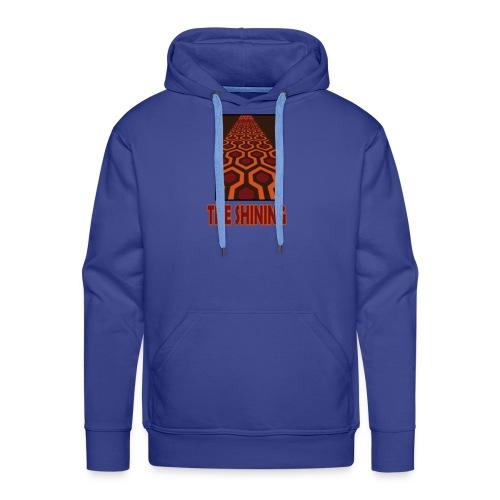 The Shining pattern - Men's Premium Hoodie