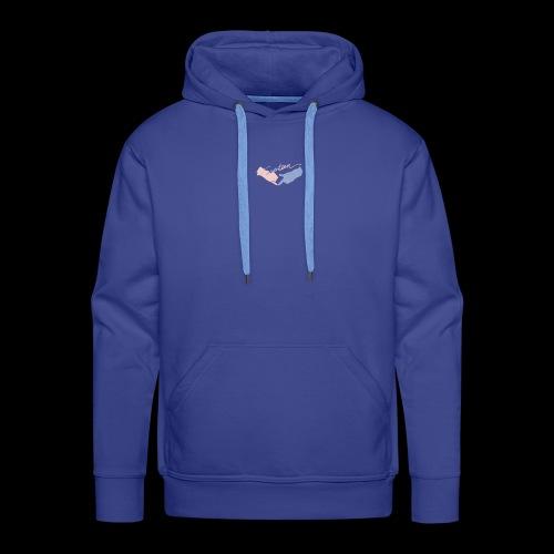 Black T-Shirt - Seventeen - Men's Premium Hoodie