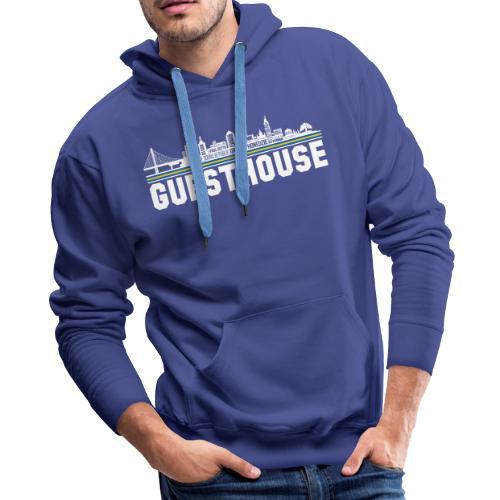 Guesthouse - Oakland Skyline - Men's Premium Hoodie
