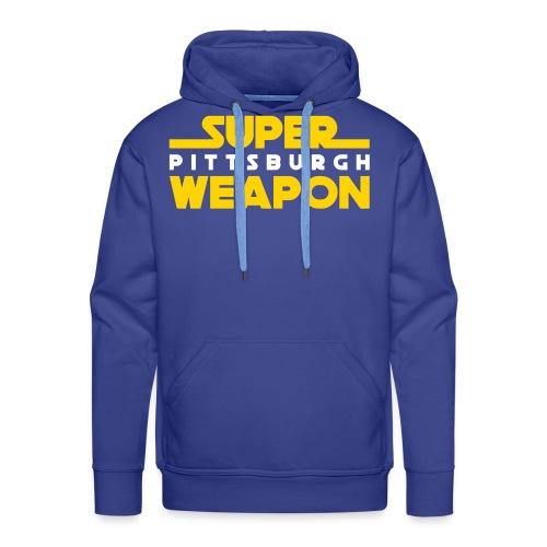 super weap - Men's Premium Hoodie