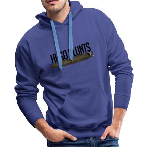HugoBlunts Logo - Men's Premium Hoodie