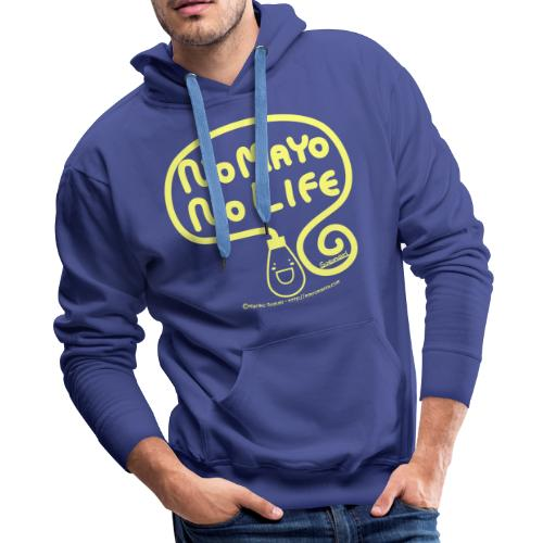 No Mayo No Life - Men's Premium Hoodie