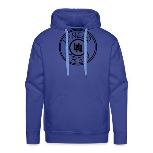 Basic Crew Logo - Men's Premium Hoodie