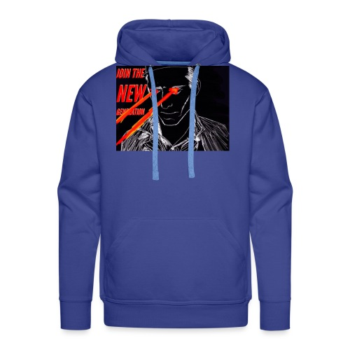Join the New Generation - Men's Premium Hoodie