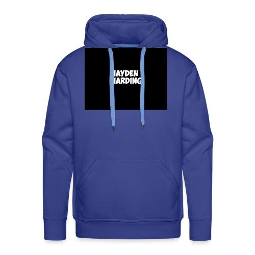 HELLLLLLO - Men's Premium Hoodie