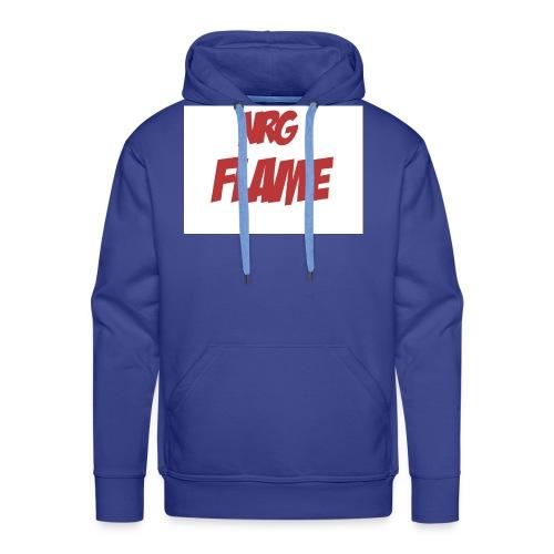Flame For KIds - Men's Premium Hoodie