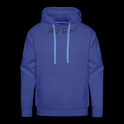 His Girl - Men's Premium Hoodie