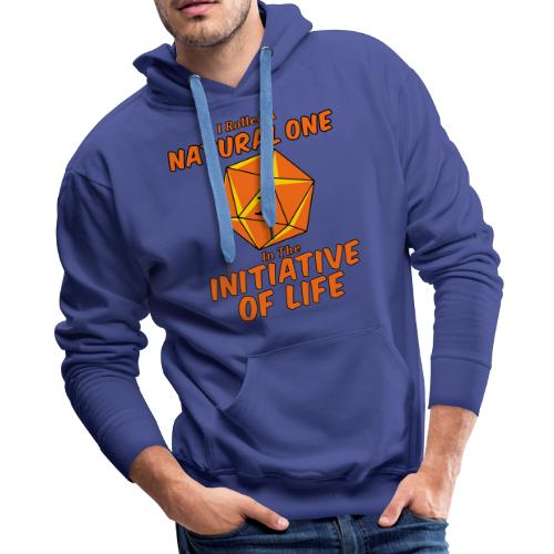 Natural One - Men's Premium Hoodie