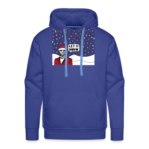 Let It Snow - Men's Premium Hoodie