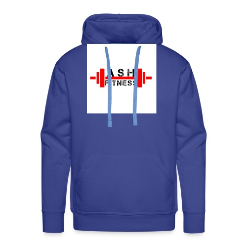 ASH FITNESS MUSCLE ACCESSORIES - Men's Premium Hoodie