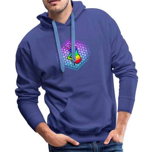 Wayshower - HealingCodeShop.com - Men's Premium Hoodie