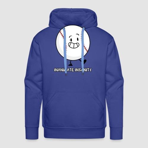 Baseball Single - Men's Premium Hoodie