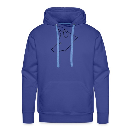 SacredFox Logo - Men's Premium Hoodie