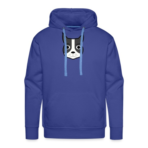 Boston Terrier - Men's Premium Hoodie