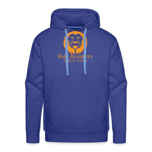 Rule Breakers & Risk Takers - Men's Premium Hoodie