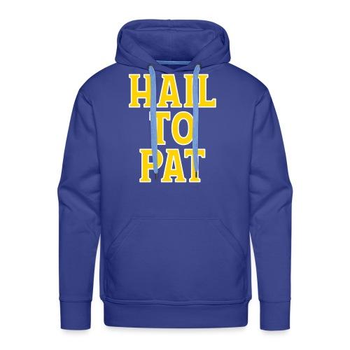 H2Pat - Men's Premium Hoodie