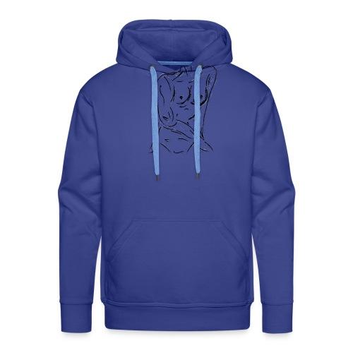 Esquisse - Men's Premium Hoodie