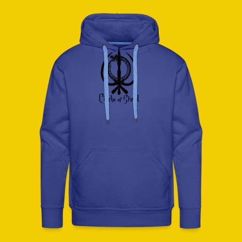 circle_of_steel_logo21 - Men's Premium Hoodie