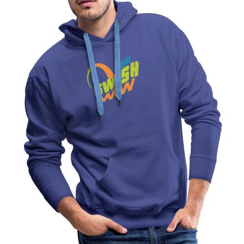 TeamSwish logo2 20 - Men's Premium Hoodie