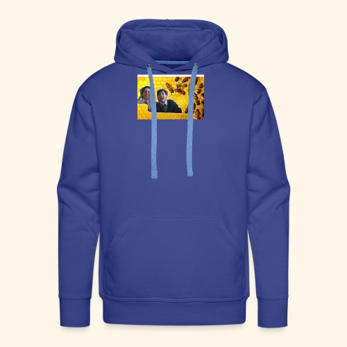 bees are cool - Men's Premium Hoodie