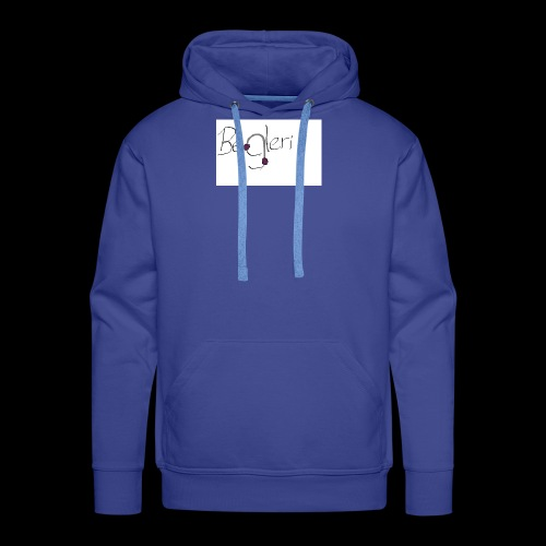 Dank begleri merch by @slinger.memes - Men's Premium Hoodie