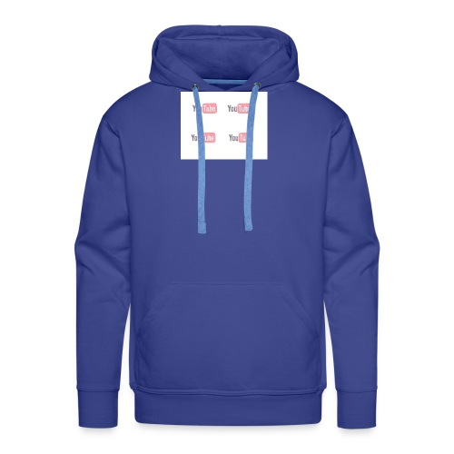 youtube_x4 - Men's Premium Hoodie