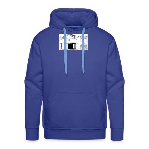 artists rendering - Men's Premium Hoodie