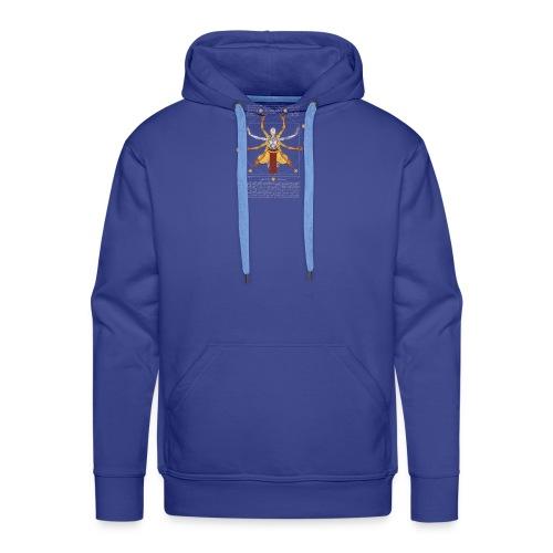 Vitruvian Omnic - Men's Premium Hoodie