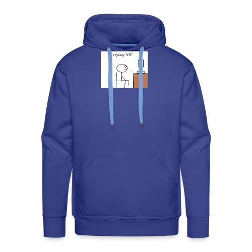 Everyday ME - Men's Premium Hoodie