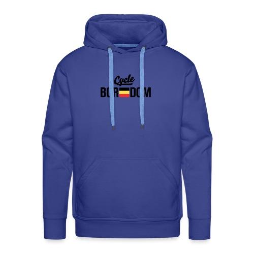 Belgian E-Flag - Men's Premium Hoodie