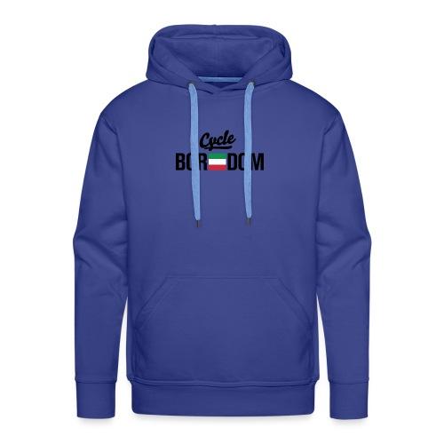 Italian E-Flag - Men's Premium Hoodie