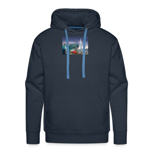 UAE Business Directory Yellow Pages Online - Men's Premium Hoodie